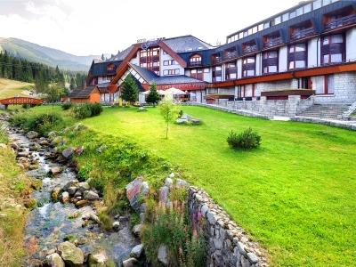 Grand hotel**** Jasná, Nízke Tatry