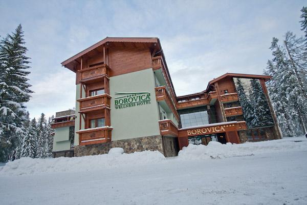Hotel Borovica****, Štrbské pleso, Vysoké Tatry