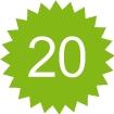 Záruka 20 rokov